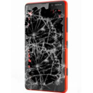 Photo of Nokia Lumia 1320 Complete Screen Replacement