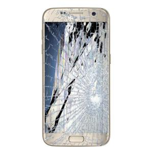 Photo of Samsung Galaxy S5 White Screen Repair