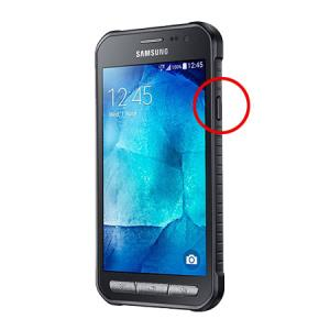 Photo of Samsung Galaxy X Cover 3 Power On-Off Button Repair