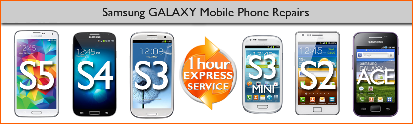 Samsung GALAXY mobile phone repair
