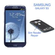 Samsung Galaxy S3 Sim Card Reader Repair / Galaxy I9300 Sim Card Reader Repair