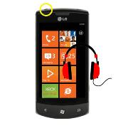 LG Optimus E900 Headphone Jack Replacement