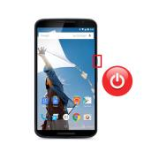 Motorola Nexus 6 Power Button On/Off Switch Repair Service
