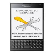 Blackberry Passport Q30 Diagnostic Service / Repair Estimate